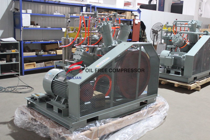 Compressor do gerador do nitrogênio do diafragma para o corte do laser